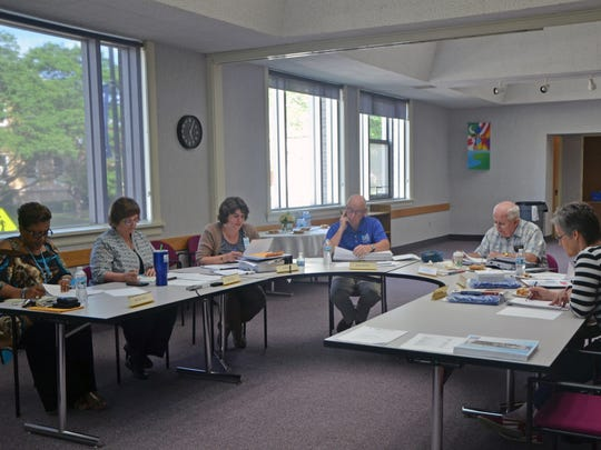 The Willard Library board approved a $6 million budget and the levy of 2 mills during its meeting Wednesday.