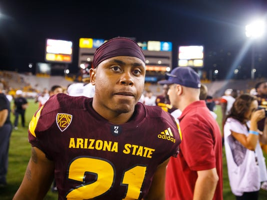 NCAA Football: San Diego State at Arizona State
