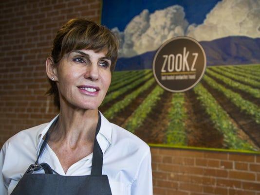 Zookz Best Toasted Sandwiches 'Round