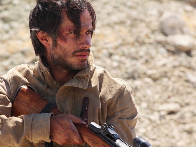 Moises (Gael Garcia Bernal) will not go down without