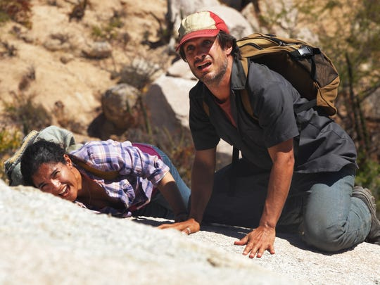 The border-crossing trek made by Moises (Gael Garcia