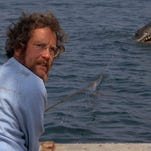 Jaws (1975), the definitive summer movie and the original blockbuster, is being screened June 5 at the Little as part of its Mondo Movies series. Other films to be shown on select Fridays this summer include Alien (1979), American Graffiti (1973) and Fast Times at Ridgemont High (1982). Admission is five bucks.