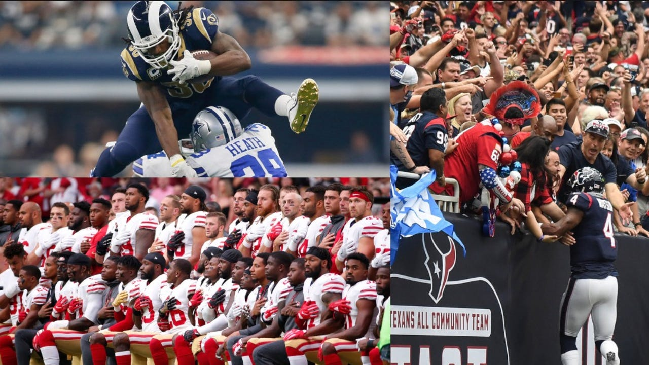 What we learned from NFL Week 4