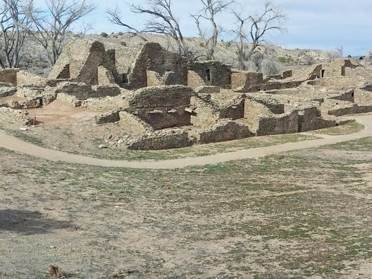 Aztec Ruins National Monument is among the sites that