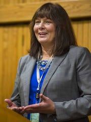 Senior Location Executive Janette Bombardier announces
