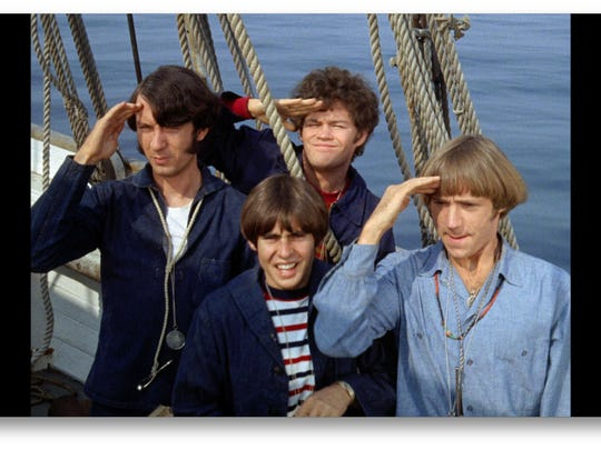 """""""The Monkees"""" TV show aired from 1966-68, and the band"""