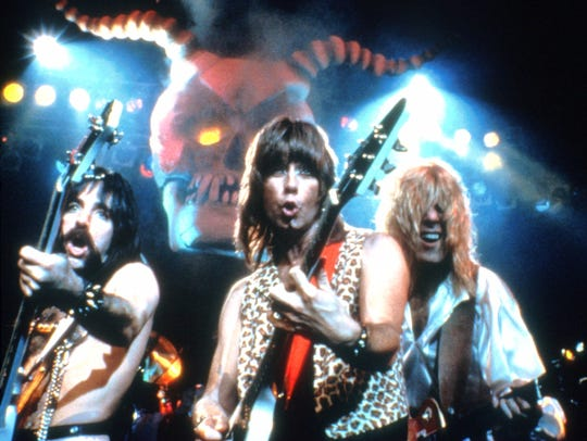"""This Is Spinal Tap"" turns it up to 11 at the Times"
