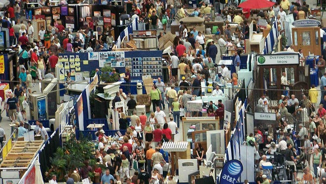 The Maricopa County Home and Garden Show is Sept. 23-25 and Arizona state fairgrounds, 1826 W. McDowell Road, Phoenix.