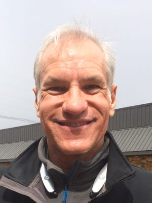 Scott Roberts is running as a registered write-in candidate in Sturgeon Bay's district 4 against incumbent Rick Wiesner.