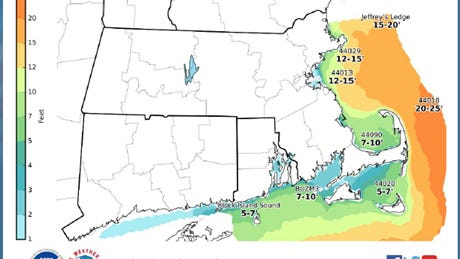 With Hurricane Teddy expected to pass New England offshore tomorrow, the Department of Environmental Management is warning Rhode Islanders of the dangerous conditions it will bring to shorelines.