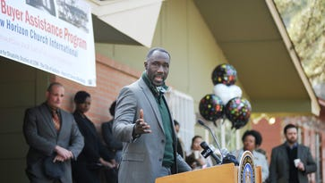 Jackson Mayor Tony Yarber said the master plan approved by the one-cent sales tax commission, which oversees infrastructure spending from the city's special sales tax, attempts to supersede state law.