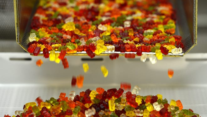 German candy maker Haribo, famous for its gummy bears, has bought 137 acres of land in Pleasant Prairie where the company will build its first North American factory.