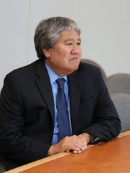 Clyde Saiki, Director of Oregon Department of Human