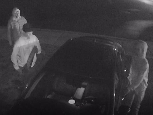 Suspects in Silver Oak vehicle burglary in Carson City