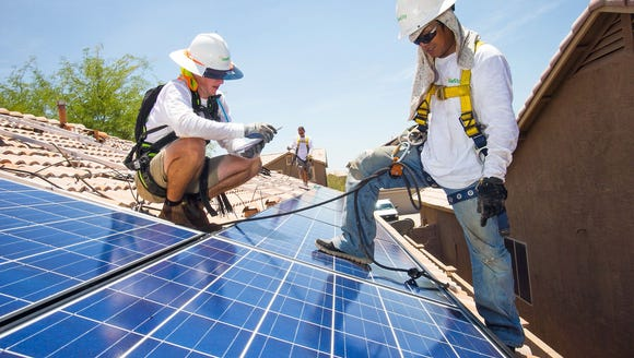 Solar advocates argued that adding fees would make