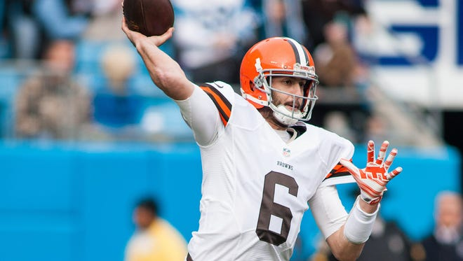 Brian Hoyer says he is ready to enter free agency, hoping to land with a team to compete as a starter.