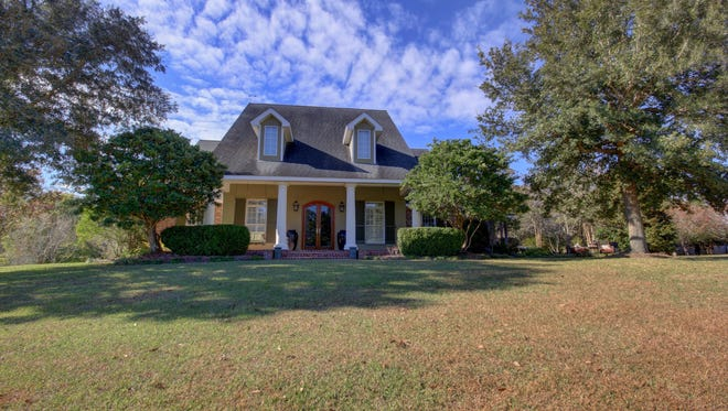This home at 123 Trappey Road has 4BR and 4BA with 3982 sq ft of living. It is listed at $699,000.
