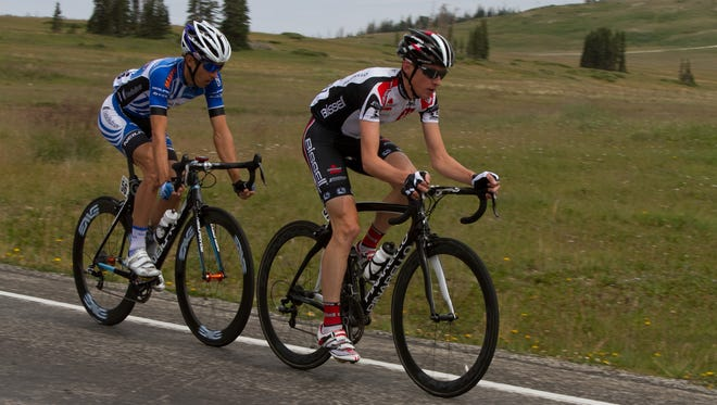 The route for the 2016 Larry H. Miller Tour of Utah was announced Monday. Cedar City will host the first stage of the professional men's cycling race on Aug. 1.