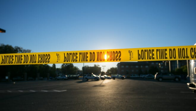One student died and three others were wounded in the early morning hours of Oct. 9, 2015 at NAU's Flagstaff campus. The shooting happened as an altercation between two groups of students turned into a fight.