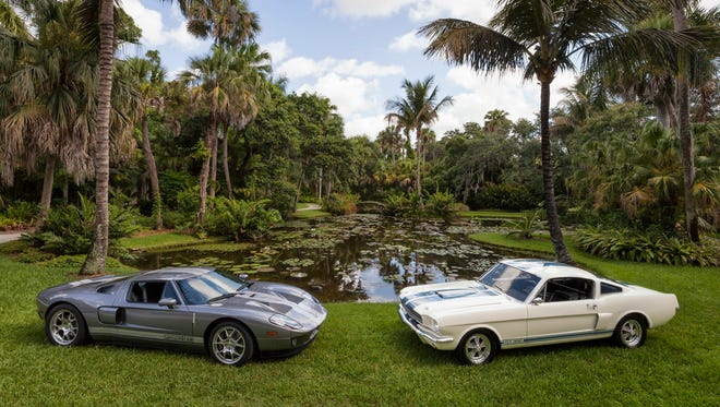 The Rods and Customs car show is 10 a.m. to 3 p.m. Saturday at McKee Botanical Garden in Vero Beach.