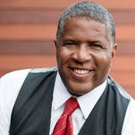 Vista Equity Partners chairman and CEO Robert F. Smith, who graduated from Cornell University in 1985.