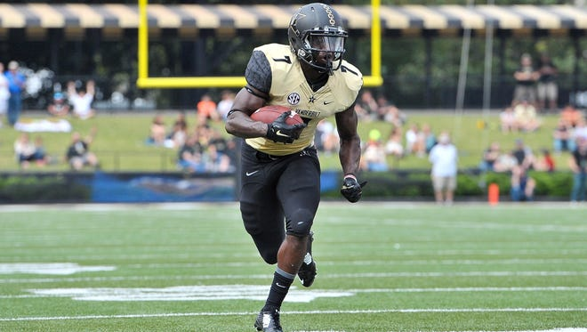 Running back Ralph Webb has recorded 489 rushing attempts in two seasons, the most of any Vanderbilt player over a two-year period in program history.