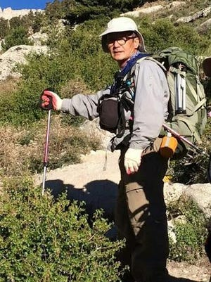 Hiker John Lee, 68, of Mentone, was found dead in Mt. Whitney on Sunday.
