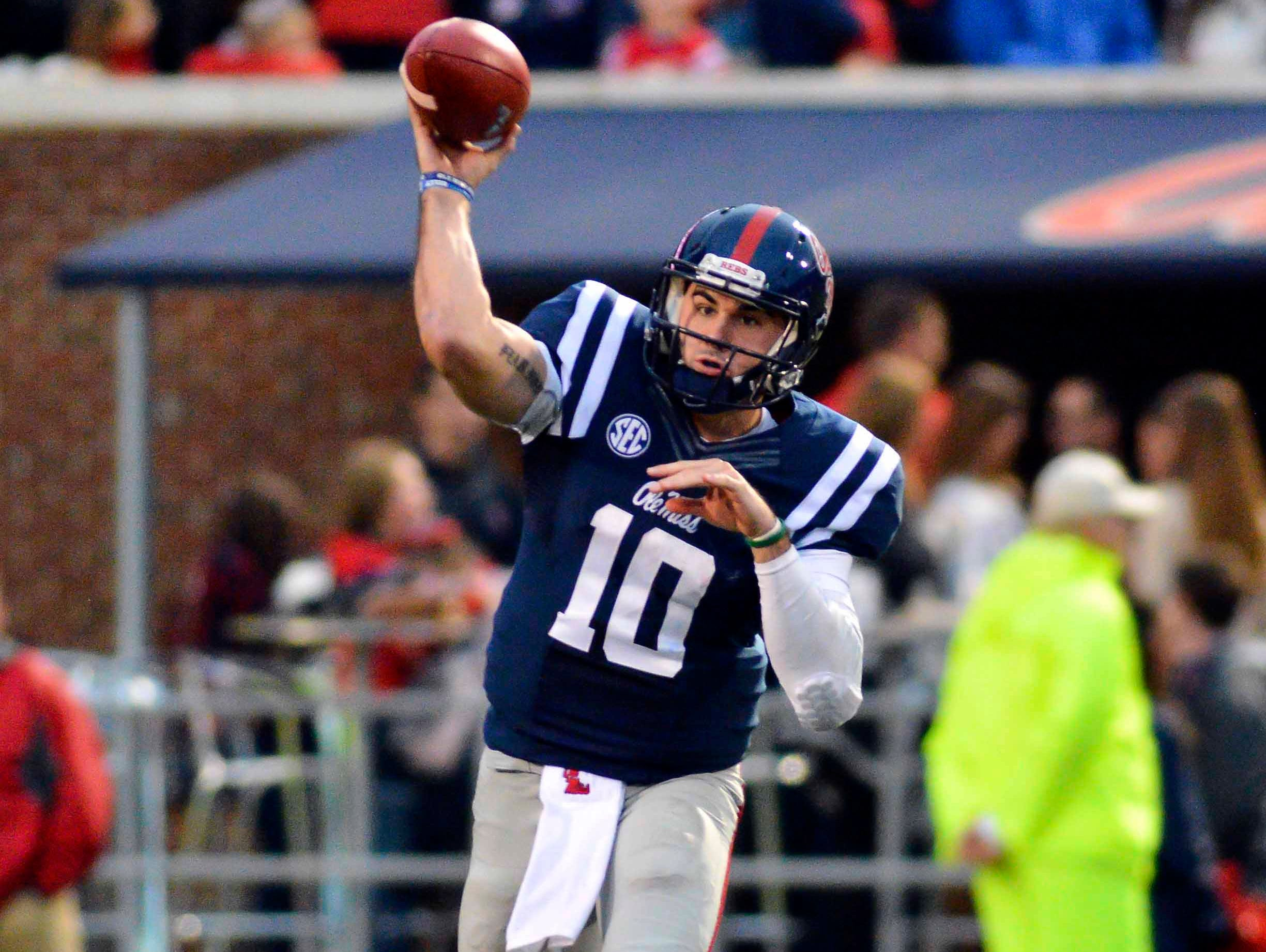 Chat about Ole Miss with beat writer Daniel Paulling at noon Wednesday on Periscope.
