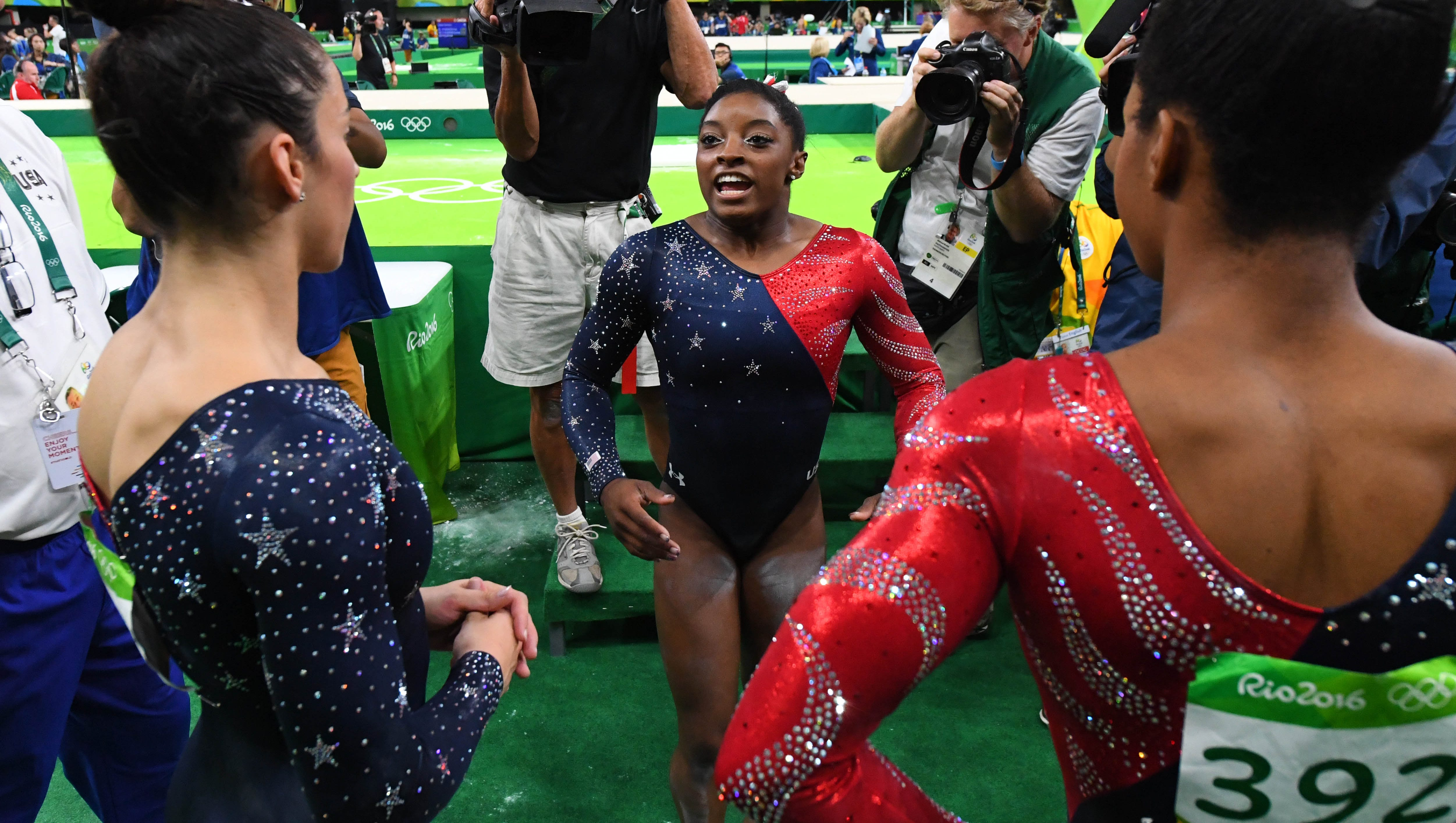 Posnanski: Simone Biles and the evolution of the perfect 10