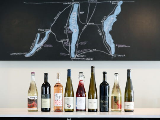 1800 House Wine and Beer Collective carries wines from