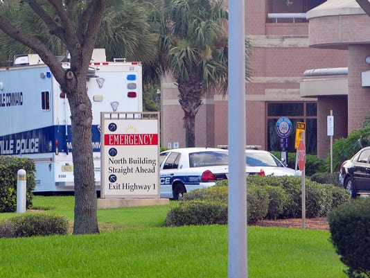 PARRISH MEDICAL CENTER SHOOTING