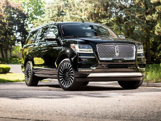 """The new Lincoln Navigator is a significant step up,"""