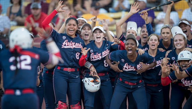 Arizona (40-14, 13-11) will play Saint Francis (Pa.), a team that finished the season 39-17 and went undefeated in the Northeastern conference, to start their 2018 postseason.