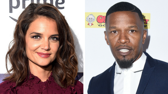 Katie Holmes and Jamie Foxx - are they finally going