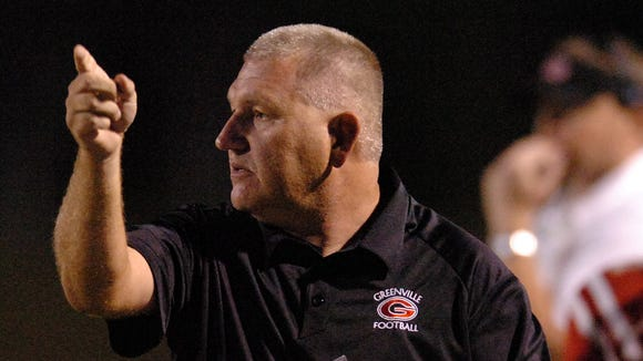 Jim Sosebee is the new football coach at Hendersonville.