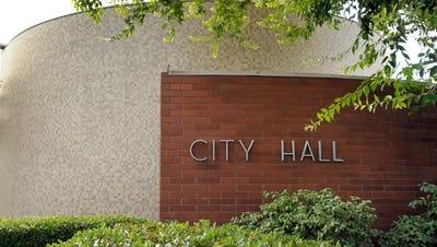 Visalia City Hall