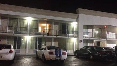 The Old Hickory Inn is seen in this 2014 file photo. Marshals took murder suspect into custody at the inn on Monday night.
