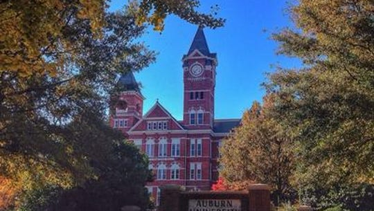 Auburn-Opelika named healthiest city in Alabama.