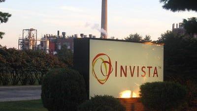 Invista's plant in Seaford.
