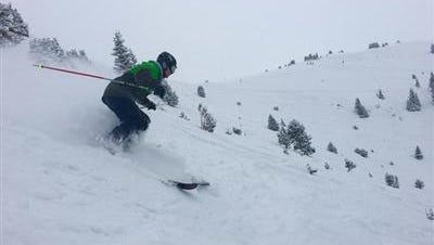 Colorado's ski areas are excitedly embracing the second major snowstorm to pass through the state in four days as they hope to build their bases ahead of the busy holiday week.