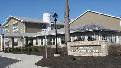 Pictured is Summerfield Elementary School in Neptune.