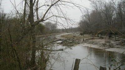 The Delaware & Raritan Canal in Franklin Township