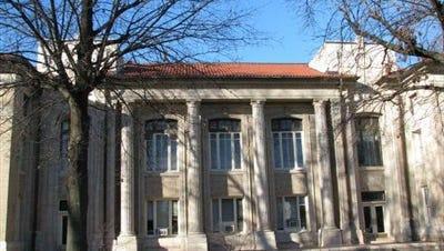 Bolivar County Courthouse