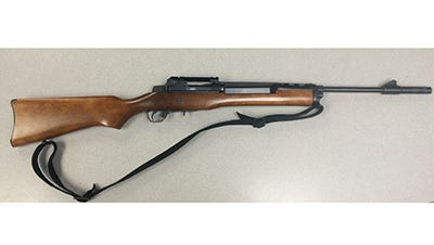 """A Ruger Mini 14 is not considered an """"assault weapon."""""""