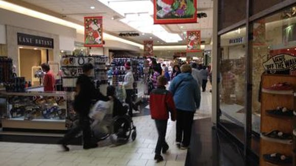 The Dover Mall. The National Weather Service recognized the mall for its efforts to prepare for severe weather.