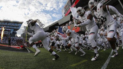 The UC Bearcats could see a sellout crowd when they charge into Nippert Stadium on Thursday night against No. 6 Houston.