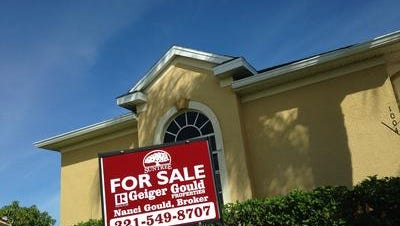Traditional homes sales in Brevard County rose  4.9 percent over the year while the median sales price - point at which half the homes sell for less, half for more - jumped 16.6 percent to $190,000.