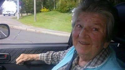 Betty Arlene (Johnson, Gallegos) Widman, 91