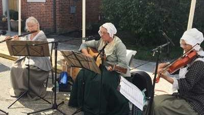 The East Berlin Historical Preservation Society will hold the 43rd Colonial Day on Sept. 9.