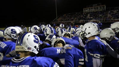 St. Mary's Springs will take on Amherst on Friday.